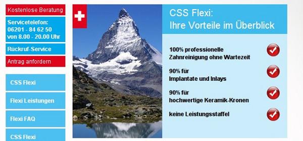 CSS Flexi
