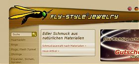 Fly-Style Jewelry